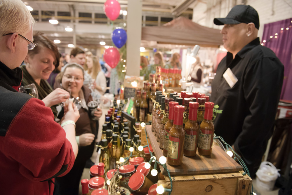 About Us | Wine & Chocolate Festival
